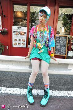 130526-2282 - Japanese street fashion in Harajuku, Tokyo
