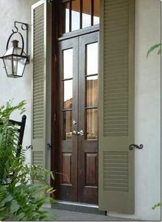 First Impressions   Doors