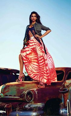 A Very Sweet Blog: Vogue India: Deepika Padukone is Going Places 2012