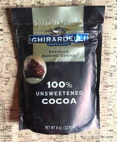 Ghirardelli premium baking cocoa @iHerb
