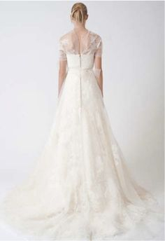 Ivanka Trump Wedding Gown Dress Vera 39
