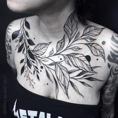For Carla from Belo Horizonte🌿Curitiba/Brazil Fern Tattoo, Poppies Tattoo, Geometric Sleeve Tattoo, Sleeve Tattoos, Piercings, Blatt Tattoos, Tattoo Apprenticeship, Tatoo Designs, Chest Tattoos For Women