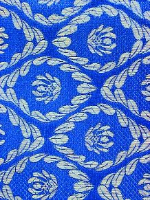Empire Textiles African Head Gear - Head-Ties Grand Swiss RY - Royal PRICE - £9.00