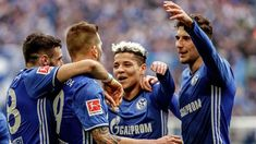 Bundesliga: Bayern Munich title celebrations delayed as Schalke beat Freiburg #FCBayern   Bundesliga: Bayern Munich title celebrations delayed as Schalke beat Freiburg  Schalke 04 beat 10-man Freiburg 2-0 on Saturday to delay Bayern Munich's title celebrations by at least another week and tighten their grip on second place with six games left in the season.  Daniel Caligiuris controversial 63rd-minute penalty put the hosts ahead and Guido Burgstaller slotted in their second goal 10 minutes…