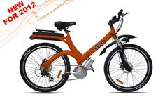 2012 iGo The Urban.  Electric City Bicycle. $1,499.95