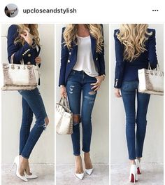 Shoes outfit outfit idea fall outfits summer outfits cute outfits date outfit spring outfits office outfits Date Outfits, Chic Outfits, Spring Outfits, Winter Outfits, Ootd Fashion, Fashion Outfits, Womens Fashion, Fall Fashion, Look Blazer