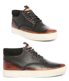 TIMBERLAND - Chukka Cupsole Cuir CA12EJ - Chaussures Homme - Couleur Marron  Noir b1601200549