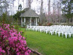 The Wedding Gazebo At Cypress Gardens