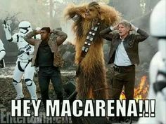 New Star Wars: The Force Awakens Image Gallery by Entertainment Weekly! - Star Wars News Net Star Wars Meme, Star Wars Day, Entertainment Weekly, Star War 3, Love Stars, Chewbacca, Science Fiction, Funny Pictures, Funny Star Wars Pictures