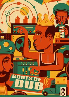 2012 winner | Alon Braier | Israel | International Reggae Poster Contest