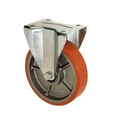 GTARDO.DE:  Bockrollen, Tragkraft 200 kg, Rad-Ø 100x30 mm 32,00 €