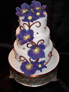 Local cake decorator idea.