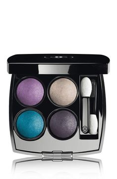 CHANEL SPRING COLOR LES 4 OMBRES  Multi-Effect Quadra Eyeshadow available at #Nordstrom