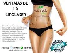 Kosmetic Spa: Lipolaser