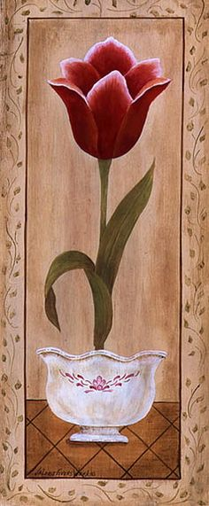 Single Tulip (Valorie Evers Wenk)