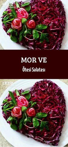 Mor Ve Ötesi Salatası