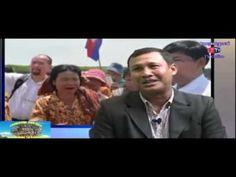Khmer Hot News   CNRP   Sam Rainsy   2016/08/30/# 6  Khmer News   Cambod...