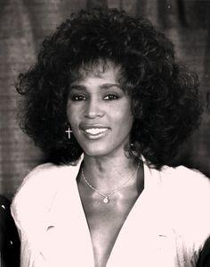 Whitney Houston too damn beautiful for words