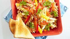 Kylmäsavulohi-pastasalaatti - K-ruoka