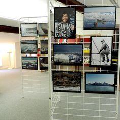 """CREAPROMEDIA de retour d'une exploration au Groenland, réalise une exposition multimédia et ludique """" Entre les glaces de l'Arctique"""""""