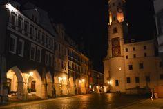 Görlitz bei Nacht