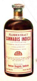 Victorian Era Cannabis Medicine.Free bar of chocolate with every bottle.