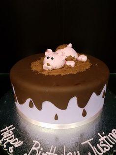 Little Pig Cake