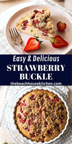 Summer Desserts, Just Desserts, Summer Dishes, Summer Recipes, Holiday Recipes, Breakfast Recipes, Dessert Recipes, Baking Recipes, World's Best Food
