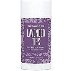 Schmidts natural deodorant sensitive skin stick lavender tips Schmidt, Anti Aging, Best Natural Deodorant, Deodorant For Women, Best Perfume, Perfume Collection, Skin Firming, Skin Tips, Body Spray