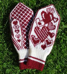 E-post – Åsa Samuelsson – Outlook Knitted Mittens Pattern, Knit Mittens, Knitted Gloves, Knitting Socks, Baby Knitting, Knitting Charts, Knitting Patterns, Crochet Patterns, Norwegian Knitting