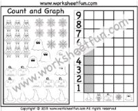 Halloween – Graphing – Picture Graph – Pictograph – 1 Worksheet