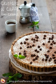 Italian Cake, Cake & Co, Pie Dessert, Sweet Cakes, Nutella, Just Desserts, Cheesecake, Food And Drink, Cooking Recipes