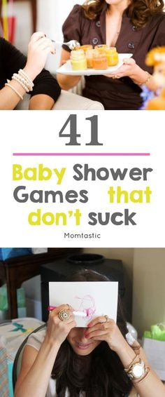 Need #BabyShower games? Here's a great list: http://www.momtastic.com/life/541581-baby-shower-games/#/slide/1