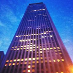 Aon Center, a.k.a. Big Stan, Chicago