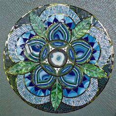 Siobhan Allen Mosaics....speechless!
