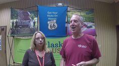 Karen Hood,  Marketing Relations Manager for PulaskiCountyUSA talks abou...