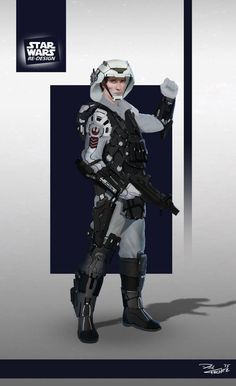 Star Wars Art Discover Star Wars ReDesign: Rebel Trooper by Phil-Sanchez on DeviantArt Star Wars ReDesign: Rebel Trooper by Phil-Sanchez on DeviantArt Star Wars Rpg, Star Wars Jedi, Star Wars Rebels, Star Trek, Sw Rebels, Star Wars Characters Pictures, Star Wars Images, Science Fiction, Edge Of The Empire