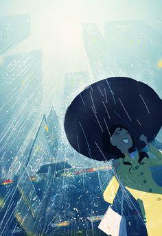 Pascal Campion: Rainy Monday