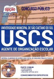 Apostila Preparatoria Concurso Universidade Municipal De Sao
