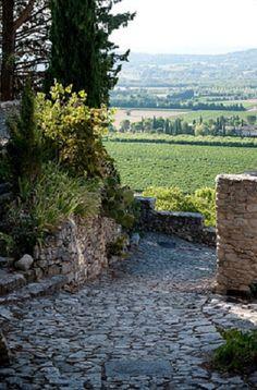 Joucas, Vaucluse, Luberon, Provence, France.