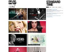 """Standard Time. Los Angeles Advertising Agency. """"Standard Time is a full-service strategic creative company focused on elevating brand awareness and accelerating brand potential. We are a group of design-driven, technology-obsessed, integrated creatives, strategists, and producers assembled to engage your consumer wherever they are. Our nimbleness allows every person in the creative process to have purpose and add value."""""""
