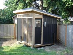 1000 Images About Garden Sheds On Pinterest Modern Shed
