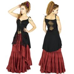 Vêtements femmes bordeaux et noir. Gipsy, Bohémien, tzigane, jupes, jupe longues, dos nus, corset, dentelle, festival, trance festival, burning man, burlesque, froufrou, romantique, danse, cabaret, artiste,tribal gipsy, Women's Clothes, Gypsy, Bohemian skirts, long skirt, corset, lace, festival, trance festival, burning man, burlesque, frilly, romantic, dance, cabaret artist, tribal gipsy, dreadlocks, goa. Par BaliwoodShop!!! more to see on store ! https://www.etsy.com/fr/shop/BaliWoodShop