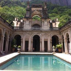 Parque Lage, Rio de Janeiro.