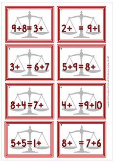 Using Math Games to Enhance Learning Math Addition, Addition And Subtraction, Fun Math Games, Math Activities, Owl School, Math Sheets, Primary Maths, 1st Grade Math, Math For Kids