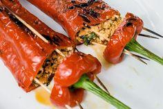 Grillmaten som får deg til å ville bli vegetarianer - Vektklubb Quick Vegetarian Meals, Healthy Recipes, Vegetarian Food, Healthy Food, Grilling Recipes, High Protein, Tuna, Low Carb, Fish