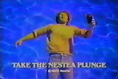Take the Nestea Plunge