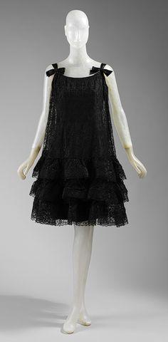 Cristobal Balenciaga: Evening dress (1973.20)   Heilbrunn Timeline of Art History   The Metropolitan Museum of Art