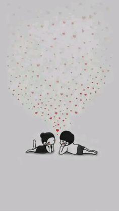 Best Friend Song Lyrics, Best Friend Songs, Best Love Lyrics, Cute Song Lyrics, Cute Love Songs, Love Couple Photo, Cute Couple Art, Love Cartoon Couple, Cute Love Cartoons