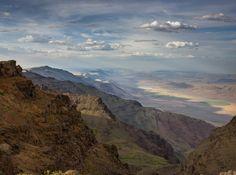 Mini Road Trip to Steens Mountain Summit